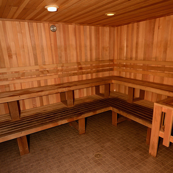 Coming Soon: Sauna